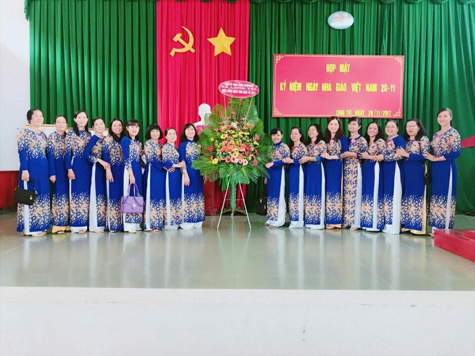 Trường THCS Long Trì